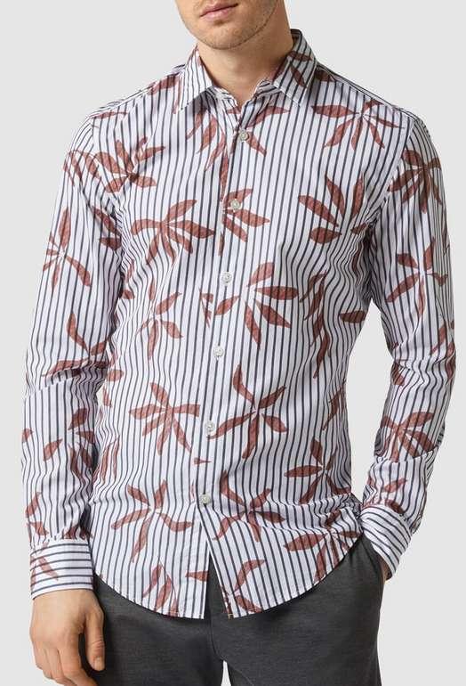 """Boss Regular Fit Freizeithemd aus Baumwolle """"Ronni"""" für 49,99€ inkl. Versand (statt 70€)"""