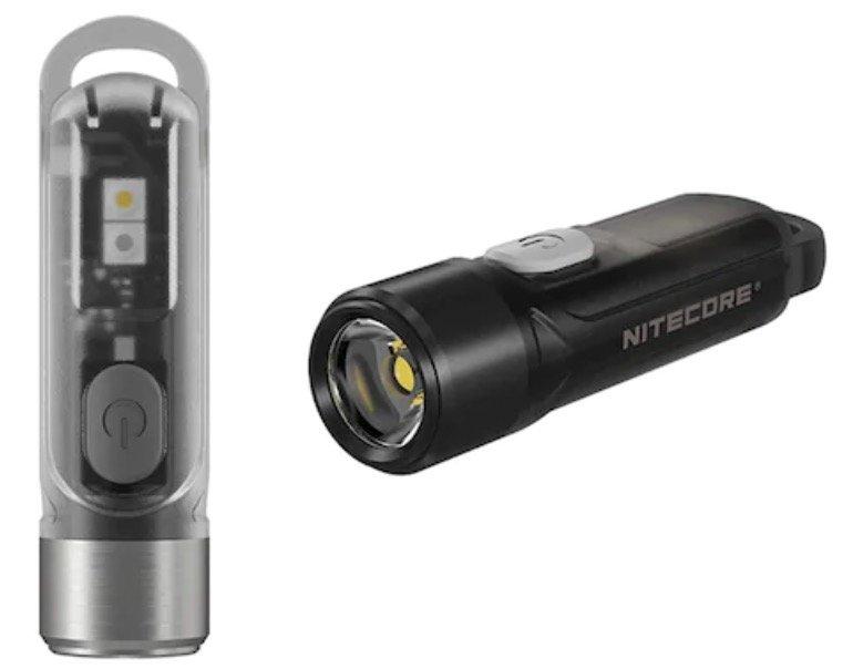 Nitecore Tiki / Tiki LE - Mini Schlüsselanhänger LED-Taschenlampe mit 300 Lumen für 16,99€ (statt 24€)