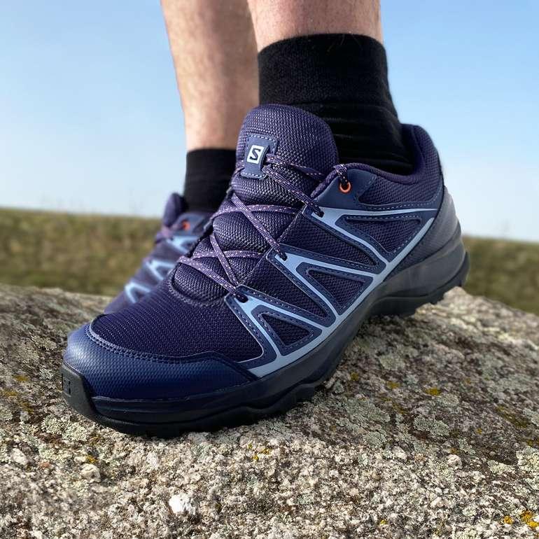 Salomon Barrakee Contagrip Outdoor Schuhe für 49,94€ (statt 60€)