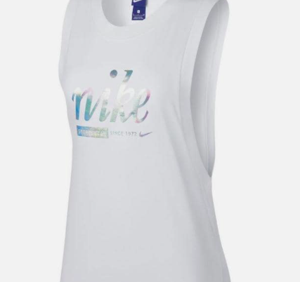 "Nike Sportswear Damen Tanktop ""Metallic"" für 17,09€ inkl. Versand (statt 25€)"