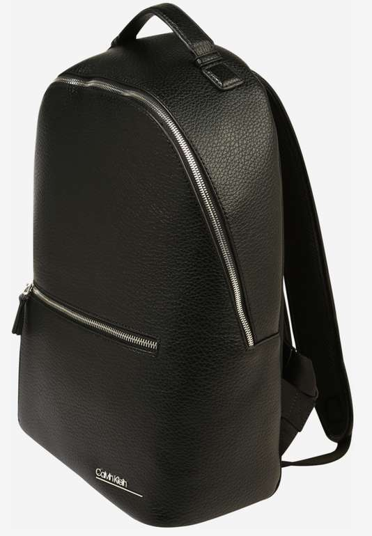 """Calvin Klein Rucksack """"Round"""" in schwarz für 54,90€inkl. Versand (statt 86€)"""