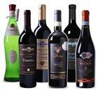 Wein Probierpaket italien + 4 Schott Zwiesel Gläser nur  49,14€ inkl. Versand