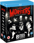 Universal Monsters: The Essential Collection Blu-ray für 12,94€ (statt 26,18€)