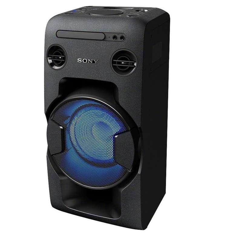 Black Week Angebote bei Neckermann - z.B. Sony MHC-V11 Party-Lautsprecher (Bluetooth, NFC) für 139€