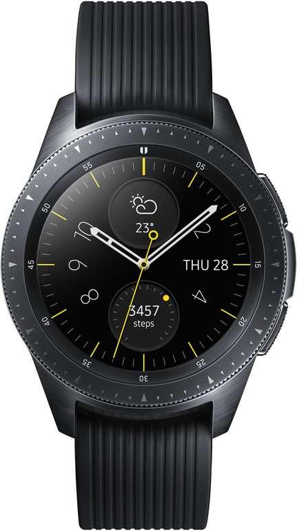 Samsung Wearables Deals, z.B. Samsung Galaxy Watch 42mm für 179€ (statt 214,50€)