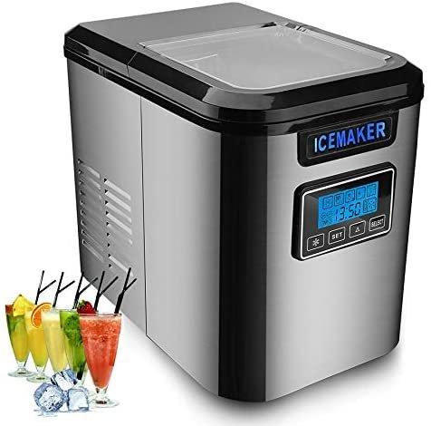 Hengda 150W Eiswürfelmaschine mit 2,2 Liter Wassertank für 88,89€ inkl. Versand (statt 127€)