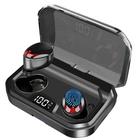 Gemtop Bluetooth In Ear Kopfhörer mit Noise Cancelling und Ladebox für 23,99€ (statt 40€)