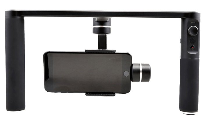 FY-Tech SPG Plus Gimbal-Rig mit 3-Achsen-Aufhängung für 88€ (statt 100€)