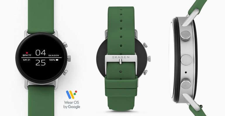 Skagen Falster 2 Smartwatch 2