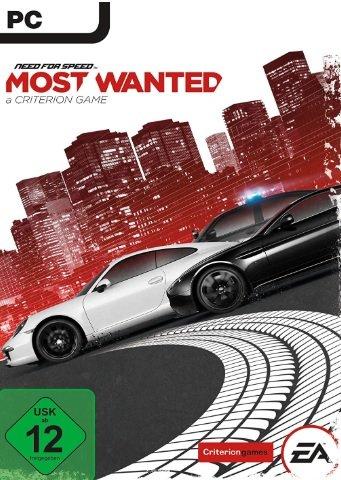 Need for Speed: Most Wanted PC Code - Origin für 1,99€ (statt 5,20€)