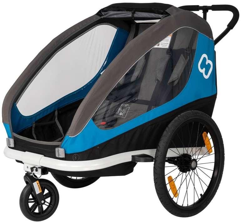 Hamax Kinderfahrradanhänger inklusive Deichsel und Buggyrad für 259,99€ inkl. Versand (statt 285€)