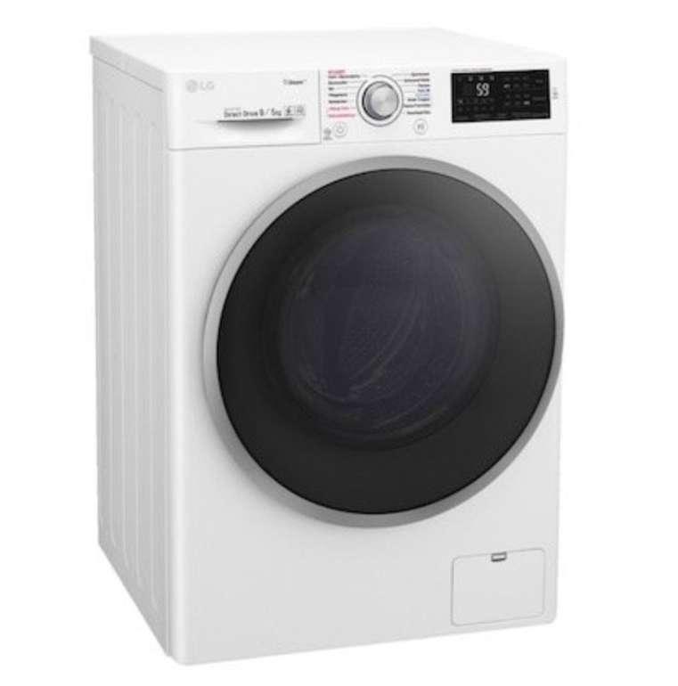 LG F14WD95EN0 Waschtrockner (9kg/5kg) mit Steam Funktion für 432,81€ inkl. Versand (statt 528€)