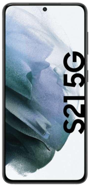 Samsung Galaxy S21 5G mit 128 GB (4,95€) + MD Vodafone green LTE 10GB Promotion für 29,99€ mtl.