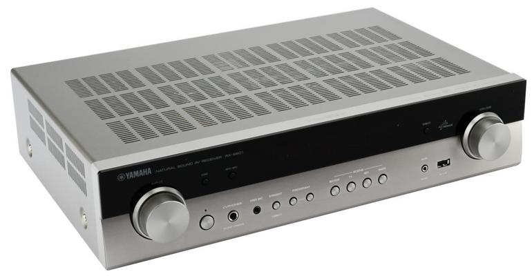 Yamaha RX-S 601TI Slimline 5.1 AV-Receiver für 379,99€ inkl. VSK (statt 469€)