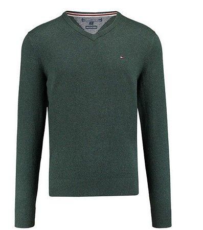 """Tommy Hilfiger """"Pima Cotton Cashmere"""" Herrenpullover ab 49,86€ inkl. Versand"""