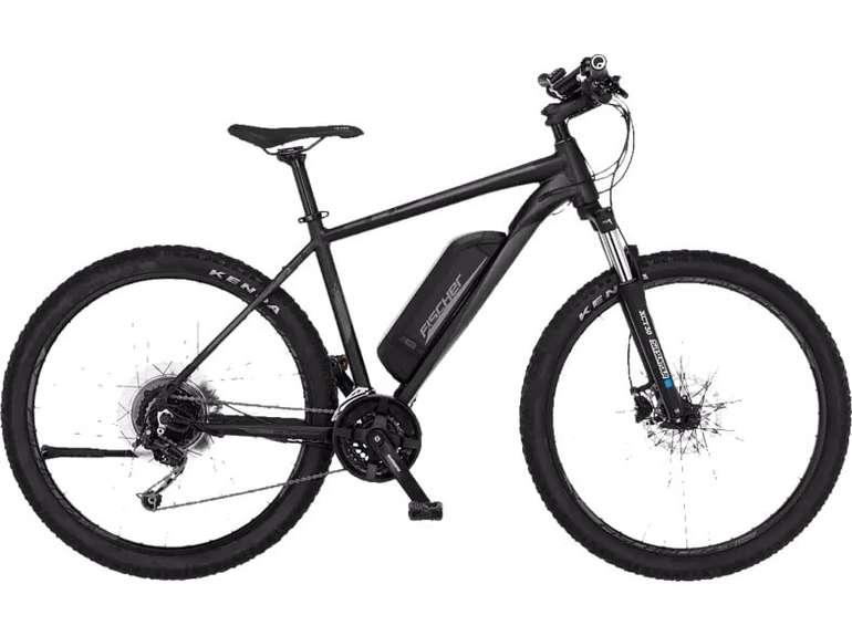 Fischer EM 2129 Mountainbike + 126001 ProLineEvo Kupplungs-Fahrradträger für 1528,90€