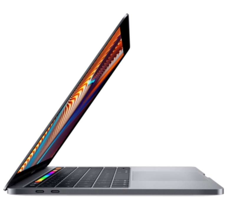 "13"" Apple MacBook Pro (2019) mit 8GB RAM, 128GB SSD & TouchBar (MUHN2D/A) für 1199€"