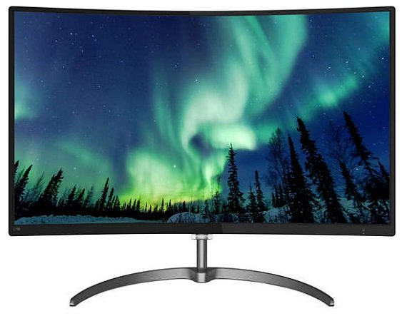 "Philips E-Line 278E8QJAB - 27"" Curved Monitor mit Full HD Auflösung für 179€"