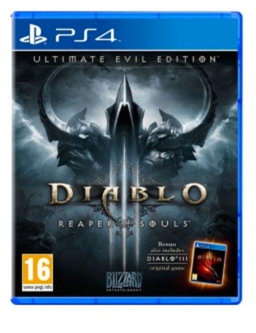 Diablo III: Reaper of Souls Ultimate Evil Edition (PS4 u. Xbox One) für 19€