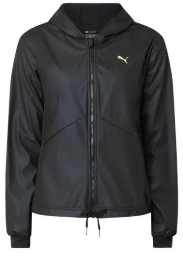 Puma Regular Fit Trainingsjacke mit Kapuze für 34,99€ inkl. Versand (statt 70€) - XS, S