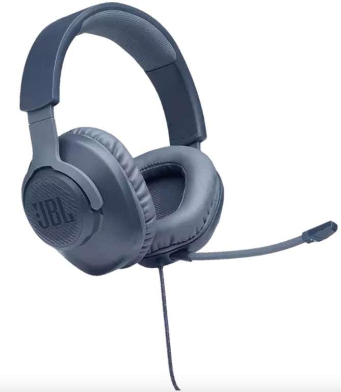 JBL Quantum 100 Over-Ear Gaming Headset für 42,98€ inkl. Versand (statt 57€)