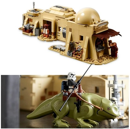 Lego Star Wars 75290 - Mos Eisley Cantina 2