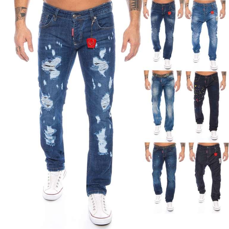 Soulcamp Jack Designer Herren Jeans für 13,95€ (statt 20€)