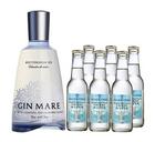 Gin Mare + 6 Flaschen Fever-Tree Mediterranean Tonic für 41,90€ mit Versand
