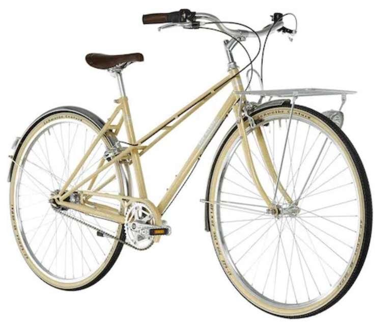 Ortler Bricktown Damen Cityrad mit 7-Gang Shimano Schaltung für 476,64€ inkl. Versand (statt 671€)