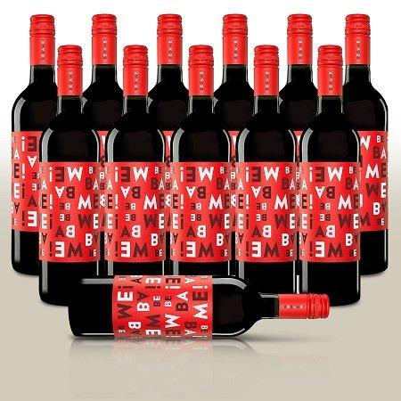 12 Flaschen Bebame Tinto trockener Rotwein für 31,90€ inkl. VSK