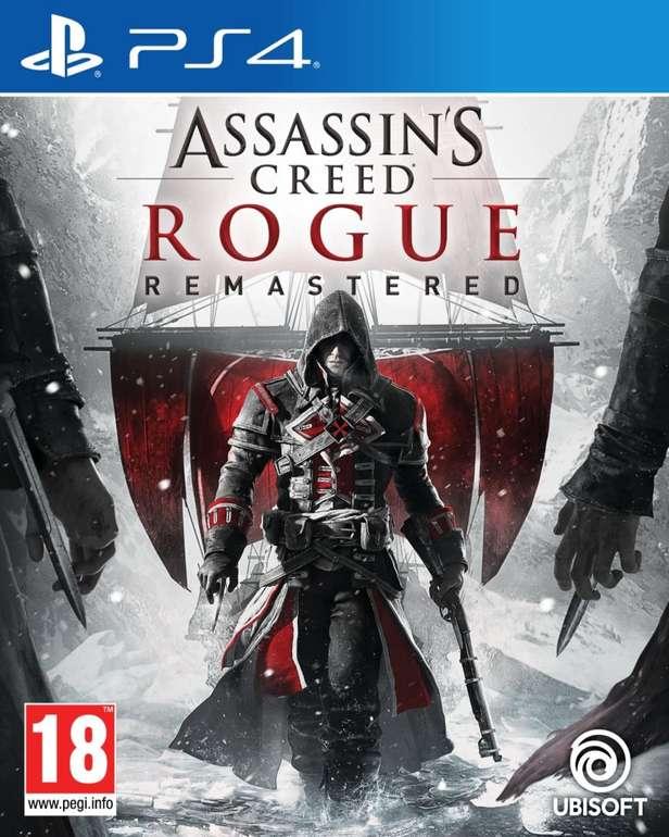 Assassin's Creed: Rogue Remastered (PS4) für 14,99€ inkl. Versand (statt 23€)
