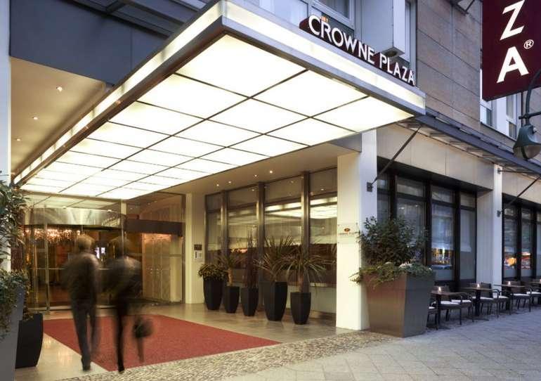 Berlin: 1 ÜN für 2 Personen im 4* Crowne Plaza (Superior Room, Frühstück) für 51€ p.P