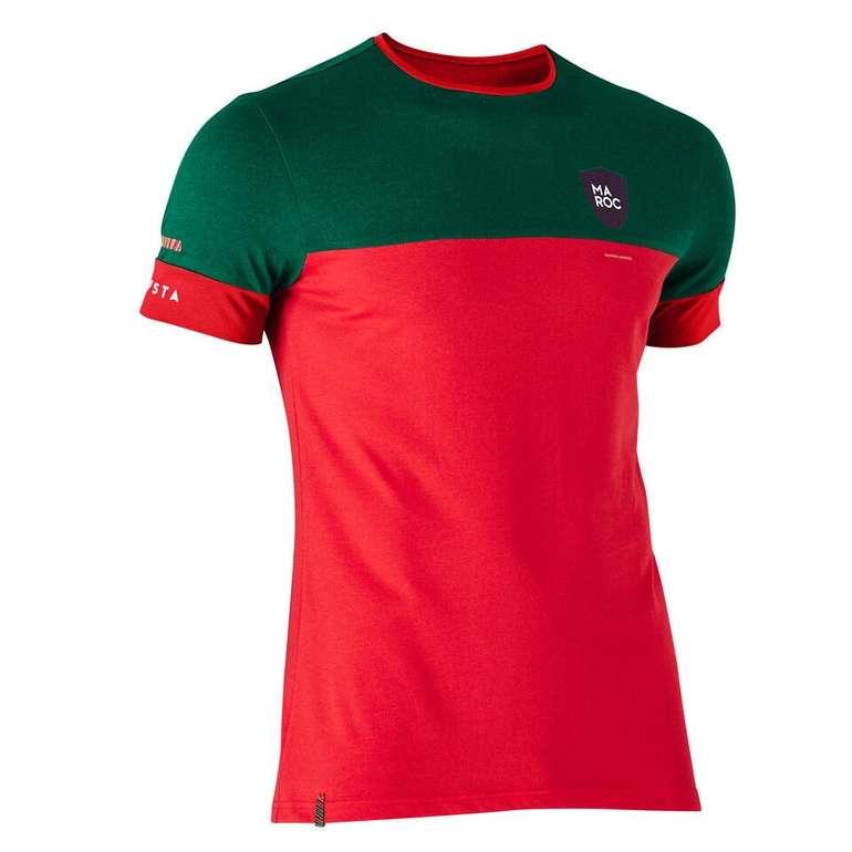 Kipsta Kinder Fußballshirt FF100 Marokko für 6,48€ inkl. Versand (statt 14€)