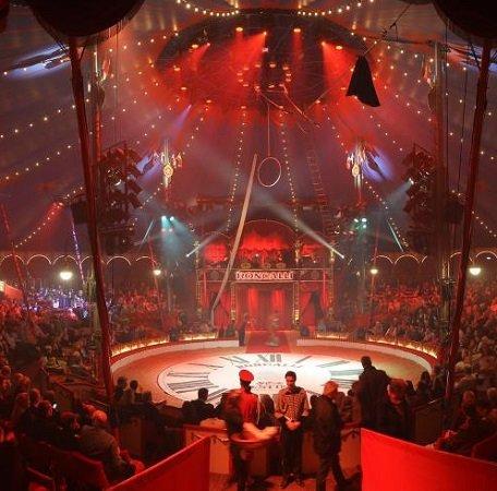 1 ÜN im 4* Hotel inkl. Circus Roncalli Ticket (10. Juni – 07. Juli) ab 79€ p.P.