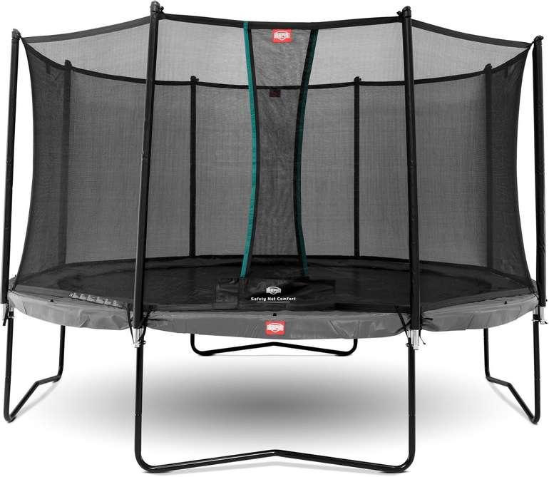 Berg Toys Champion 330 Trampolin inkl. Safety Net Comfort für 460€ (statt 750€)