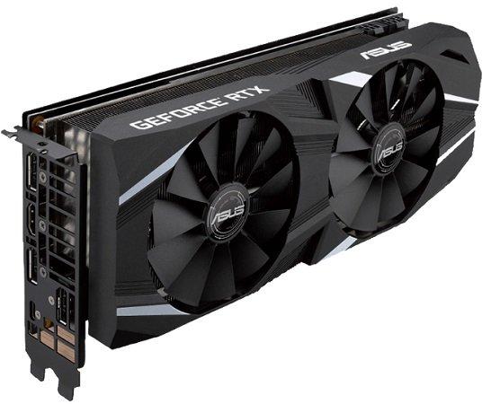 ASUS GeForce RTX 2070 für 488€ inkl. VSK (statt 573€)