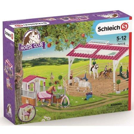 Schleich (72118) Reitschule mit Pferdebox für 29,99€ inkl. Versand (statt 63€)