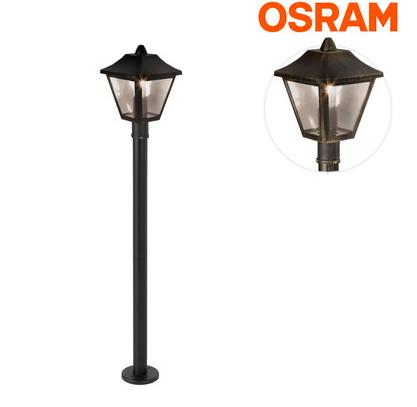 """Osram Außenleuchte """"Endura Classic"""" (100cm, 1xE27, 60W, 230V, IP44) für 25,90€"""