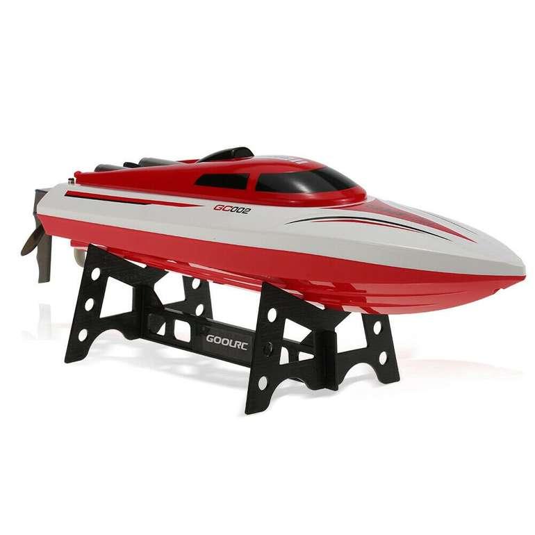 GoolRC GC002 Rennboot (2,4GHz, 20km/h Höchstgeschwindigkeit) für 21,39€ inkl. VSK (statt 29€)