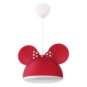 Disney Kinderzimmerausstattungs Sale - z.B. Minnie Mouse Pendelleuchte 22€