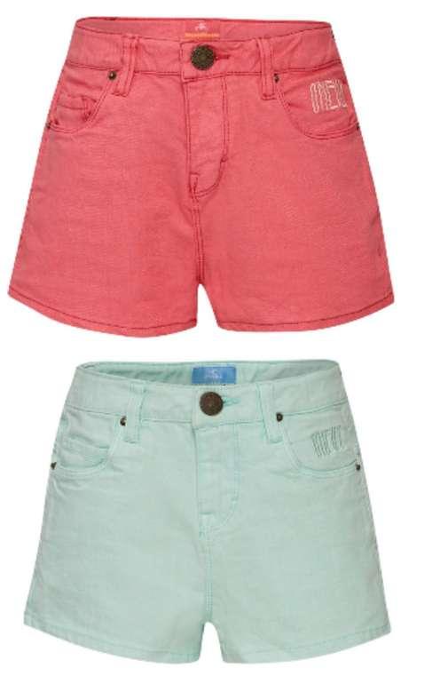 O'Neill Cali Palm Mädchen Shorts (2 Farben) für 21,94€ inkl. Versand (statt 29€)