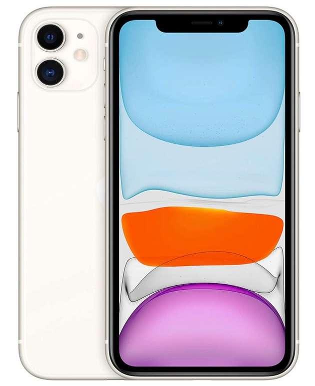 Apple iPhone 11 mit 256GB Speicher in Weiß, Gelb oder Grün für 676,19€ inkl. Versand (statt 779€)