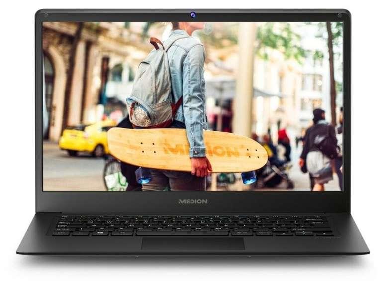 """Medion Akoya E4242 - 14"""" Notebook (Intel, 64GB Flash, 2GB RAM) für 169,99€ (B-Ware!)"""