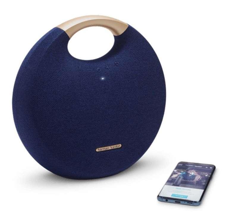 Harman/Kardon Onyx Studio 5: Tragbarer Lautsprecher mit Bluetooth für 105,90€
