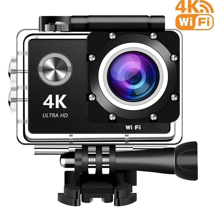DIDICO 4K Action Kamera (16MP) für 195,50€ inkl. Versand (statt 230€)