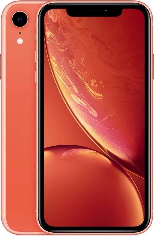 Apple iPhone XR mit 128GB in Coral für 535,16€ inkl. Versand (statt 586€)