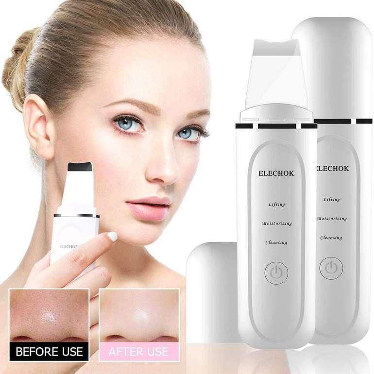 Elechok Ultraschall Gesichtsreiniger mit 3 Modi für 18,89€ (statt 27€)