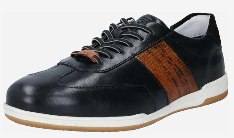 Stark! bugatti Lace-Up Herren Sneaker in schwarz für 22,87€ inkl. Versand (statt 70€)