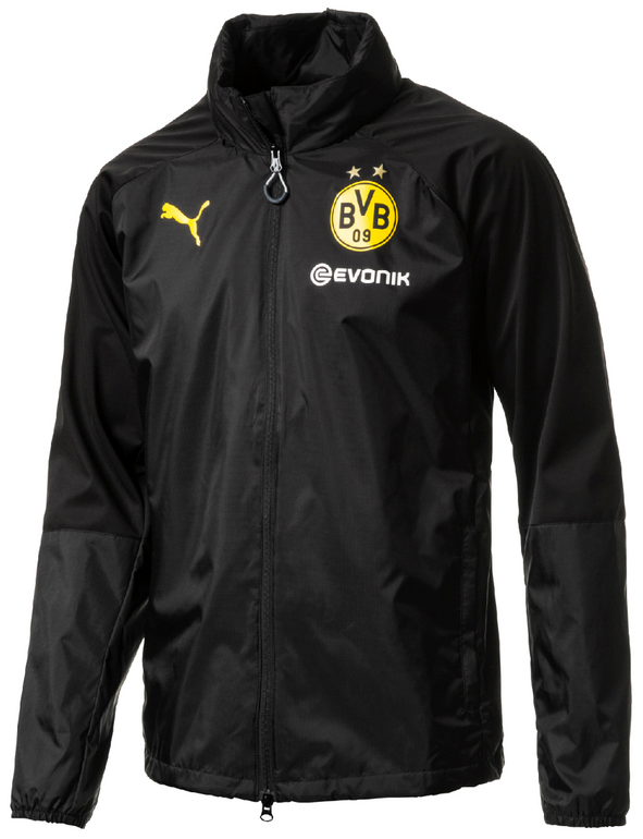 Puma BVB Borussia Dortmund Kinder Sale + VSKfrei ab 10€, z.B. Regenjacke für 19€