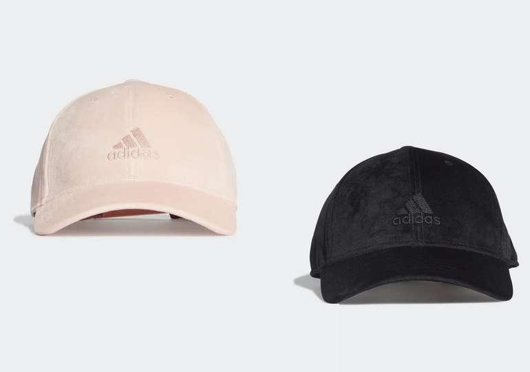 Adidas Velvet Baseball Kappe in Rosa oder Schwarz für 15,97€ inkl. Versand (statt 25€) - Creators Club!